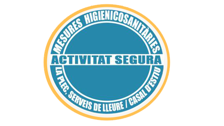 LA PLEC CASAL D'ESTIU ACTIVITATS SEGURES
