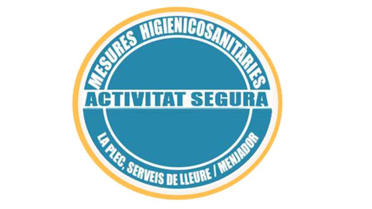 LA PLEC MENJADOR ACTIVITATS SEGURES